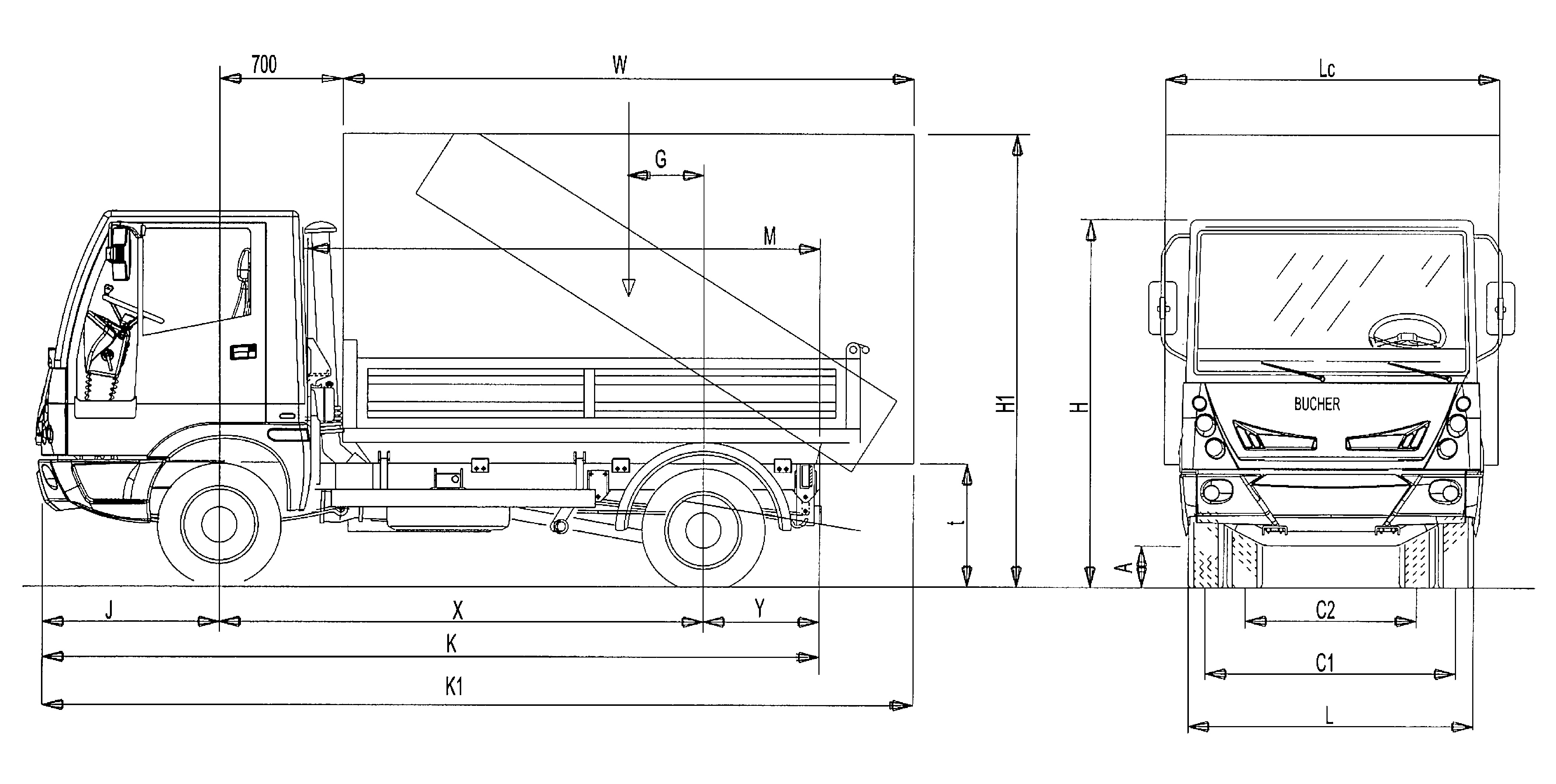 bucher sch u00f6rling presenta la nuova serie di veicoli