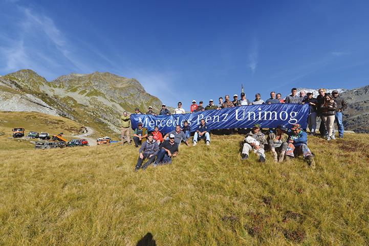 Unimog Club Italia