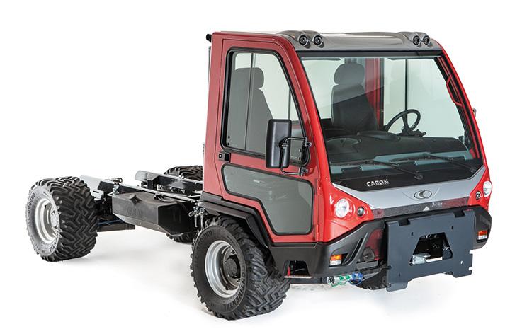 Transporter Caron Serie CTS e CTA