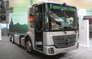 Mercedes-Benz: la Stella di Ecomondo
