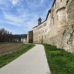 ciclabile spoleto assisi