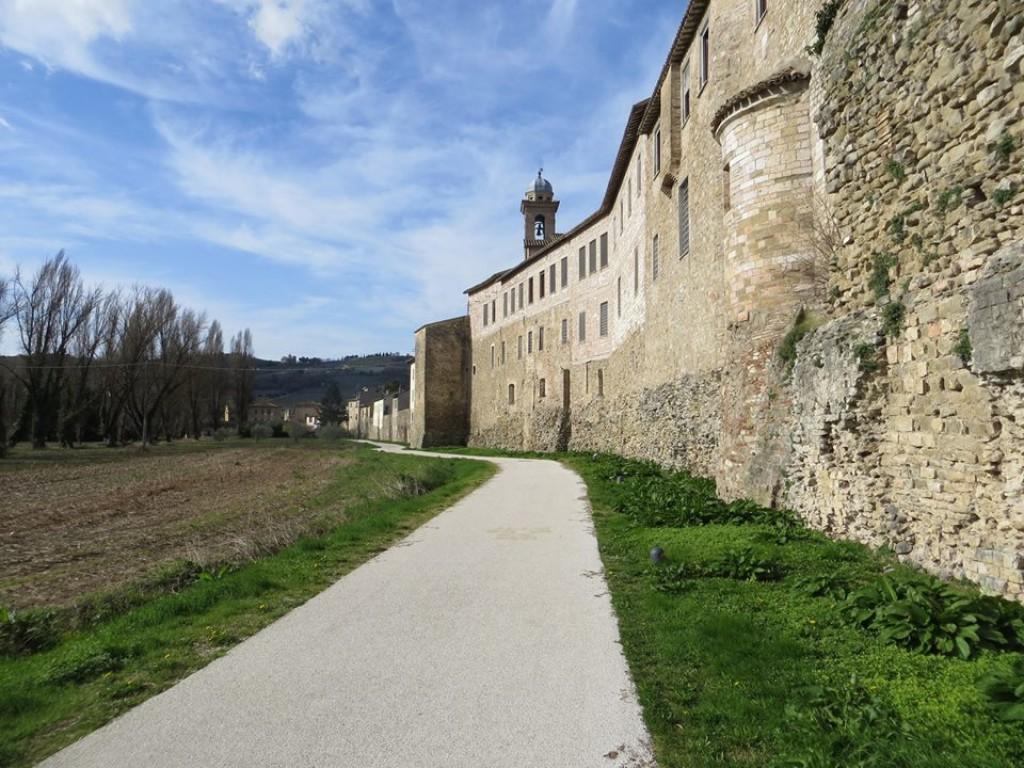 Pista ciclabile Spoleto - Assisi