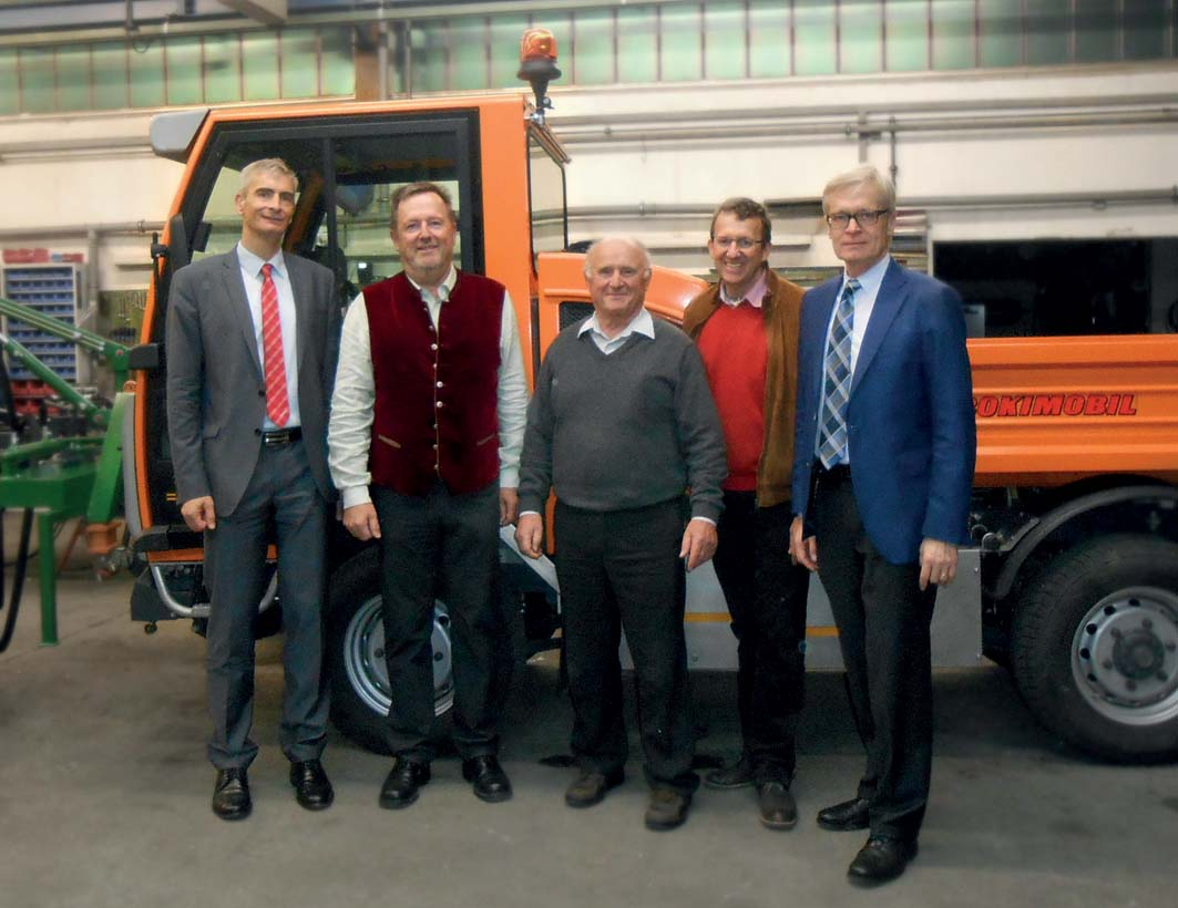 Espansione strategica nel settore comunale: Reform-Werke Bauer & Co Holding AG acquista Kiefer GmbH