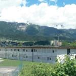 Centri di accoglienza prefabbricati containex