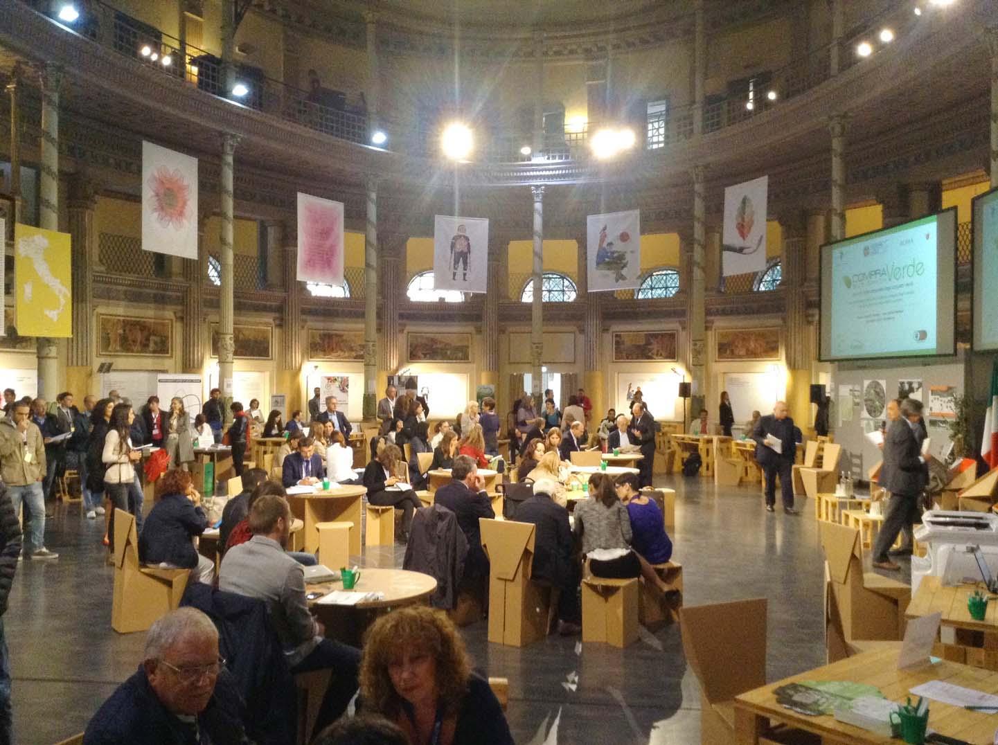 CompraVerde-BuyGreen, il forum degli acquisti verdi, sempre più evento di riferimento in Italia sui temi del GPP