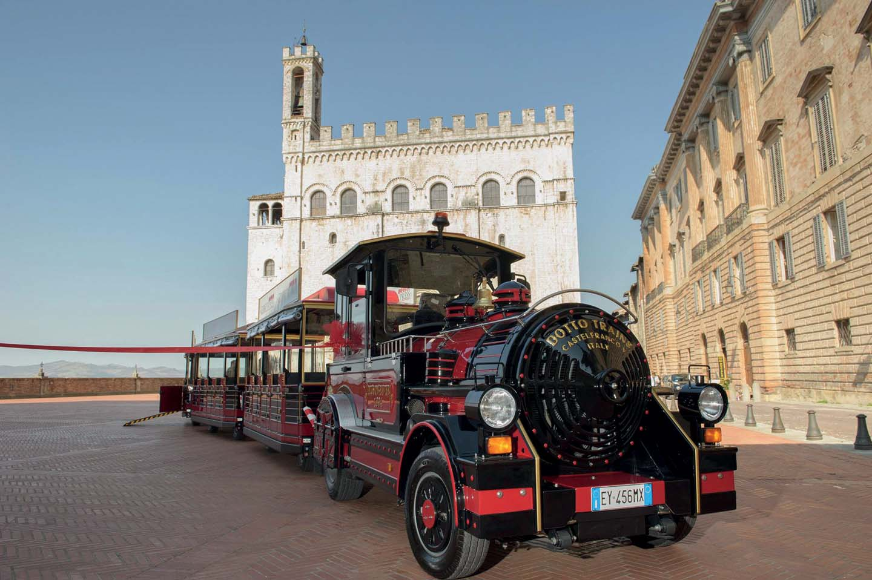 Trenini Dotto Euro 5 per Gubbio e Chianciano Terme
