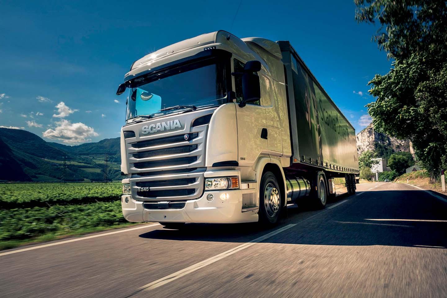 Verso un trasporto sostenibile: Scania a Ecomondo col primo autocarro ibrido Euro 6