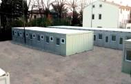 Centro di accoglienza Containex per profughi  a Gorizia