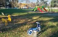 A Rho un parco giochi in plastica riciclata realizzato da Green Projects