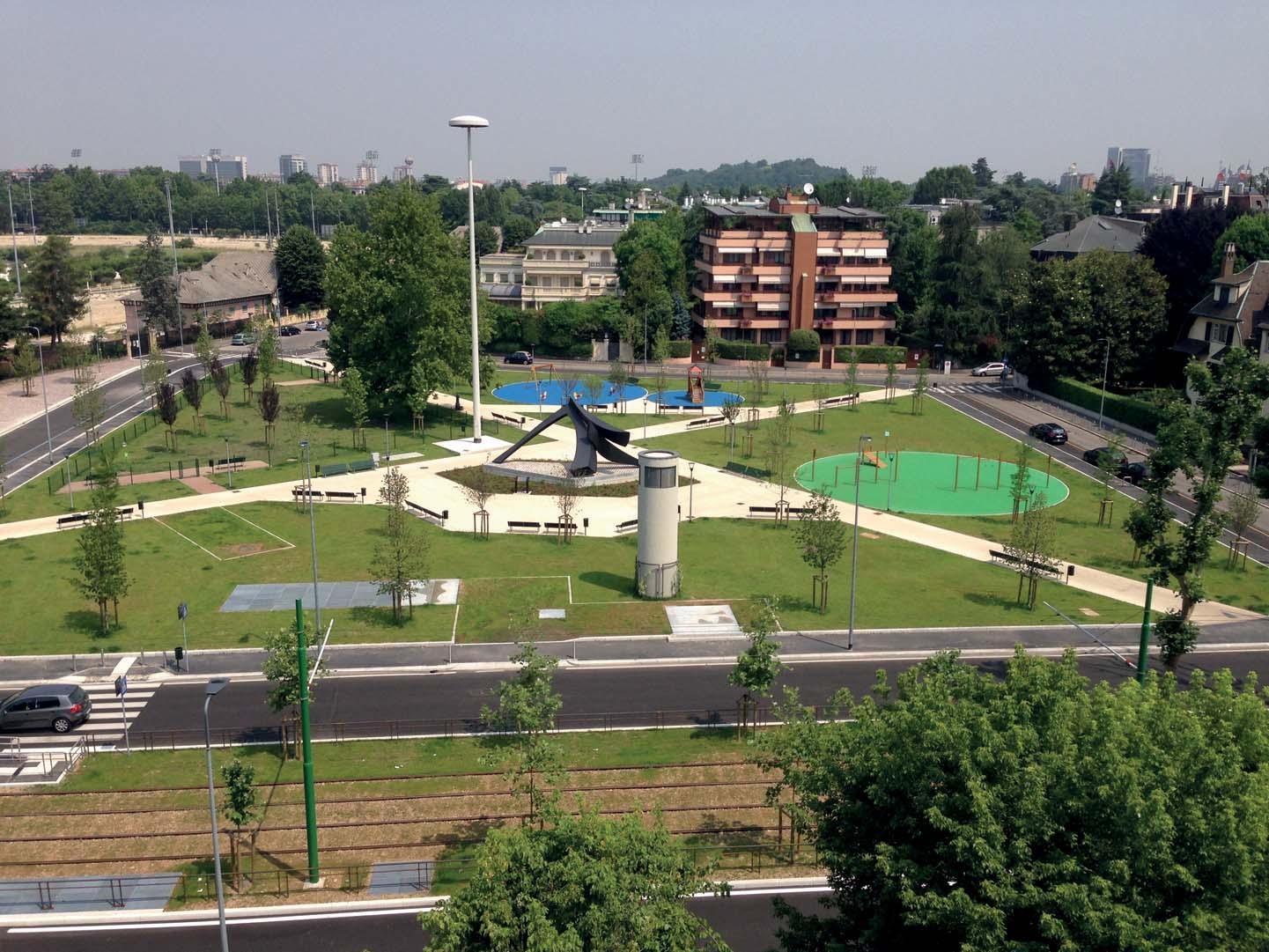Il GPP nella gestione del verde pubblico