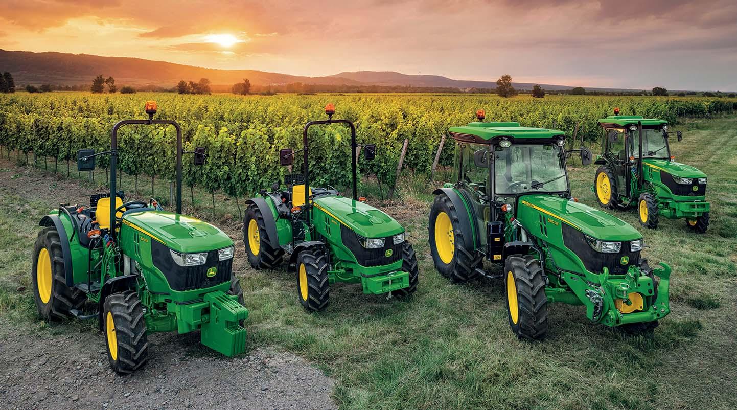 L'agricoltura 4.0 arriva in Italia grazie alla partnership tra Bonifiche Ferraresi e John Deere