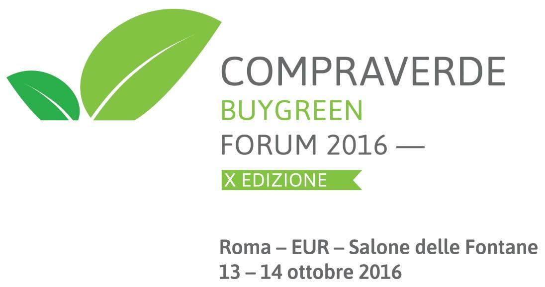 Due iniziative per conoscere GPP  e i prodotti verdi: Flormart GPP LAB (Padova)  e Forum Compraverde BuyGreen (Roma)