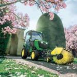 John Deere nuovi trattori utility compatti