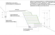 Impiego di tecniche innovative nel consolidamento e ricostruzione del piano viabile a seguito di frane