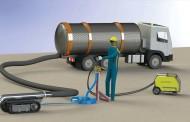 Lombrico, il minirobot per la pulizia di condotte e fognature