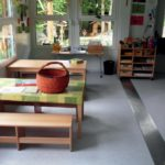 Asili prefabbricati in legno Containex