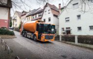 Stoccarda investe nell'alimentazione a metano e sceglie Econic per la raccolta rifiuti