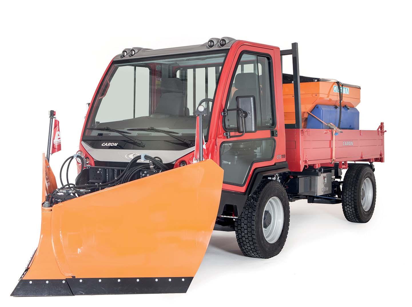 Transporter Caron: nuove serie CTS e CTA