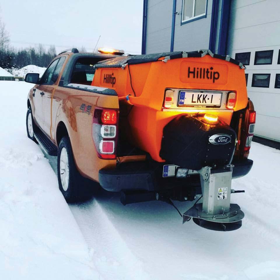Option presenta il nuovo sistema di tracciamento Htrack della finlandese Hilltip