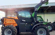 I nuovi trattori portattrezzi TreEmme puntano sulla sicurezza Brigade Elettronica