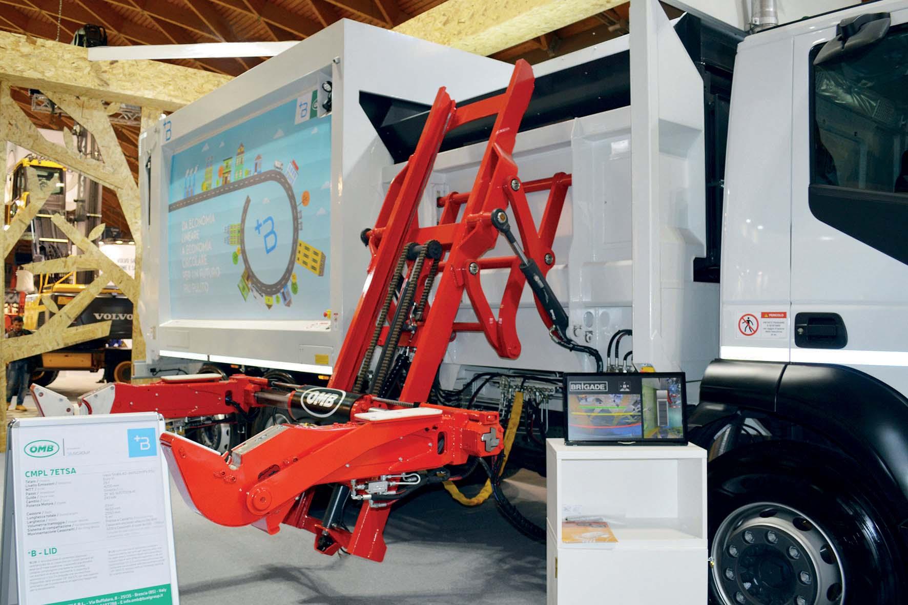 Brigade Elettronica e OMB Technology: visione a 360° e sicurezza 4.0