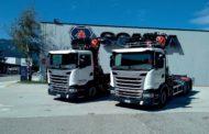 Scania conquista sempre più aziende del settore ecologia e igiene ambientale