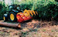La trinciatrice forestale  Seppi brilla di nuova luce