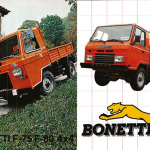 I 4 modelli Bonetti