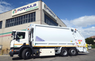Formula Ambiente acquista un mezzo ecologico Scania di ultima generazione