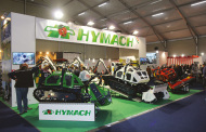 Hymach: le trince tricolori ad Eima 2014