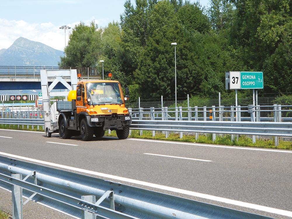 L'angelo custode delle autostrade italiane