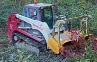 Nuovi accessori per skid steer, pale compatte e cingolate - nuove trinciatrici forestali Miniforst cl e Midiforst mt