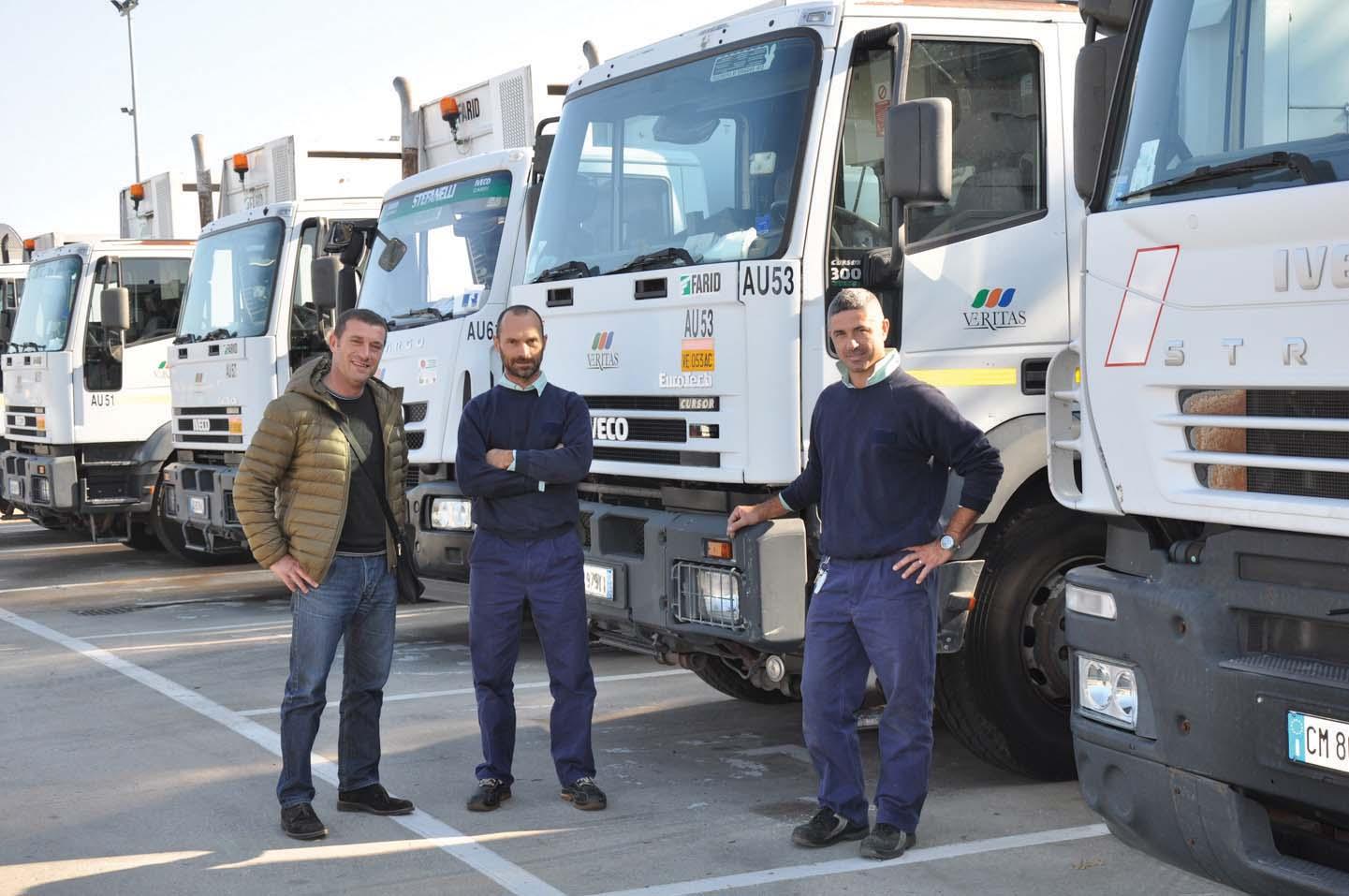 Raccolta rifiuti in Veneto: Veritas e Allison, sinergia automatica