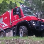 Unimog antincendio boschivo