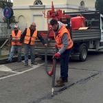 Sigillatura strade elia peroni