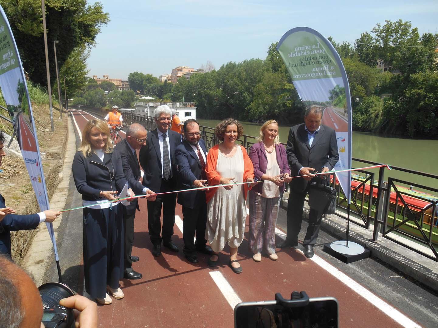 AMA S.p.A. e Iterchimica insieme per una città  più ecologica e innovativa