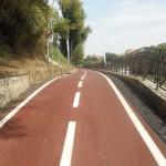 Iterchimica pista ciclabile roma