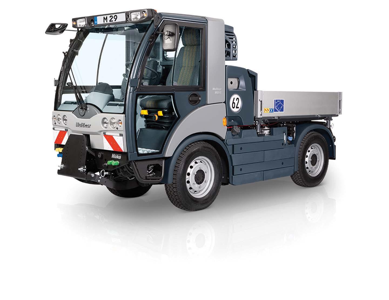 MI&P presenta il nuovo Multicar M29