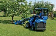 MultiOne: la soluzione più completa per il verde comunale