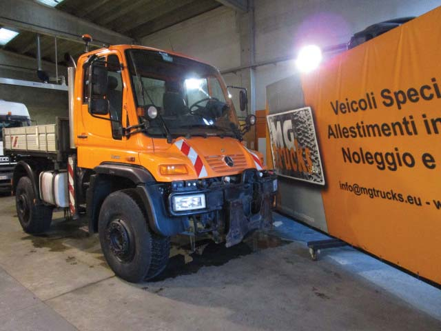 Mg Trucks allestisce, collauda ed immatricola veicoli speciali in tutta Italia