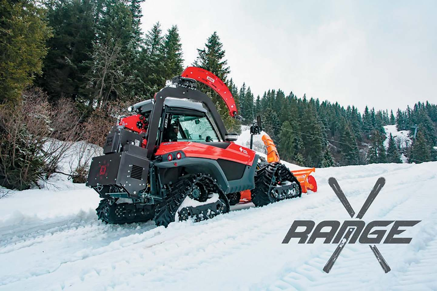 Aebi X-Range