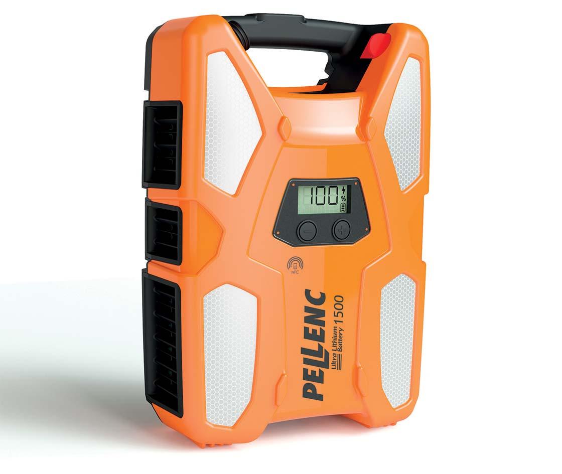 Tecnologia, innovazione ed esperienza. Nuova batteria ULiB 1500 e tutti i vantaggi di Pellenc per la manutenzione del verde