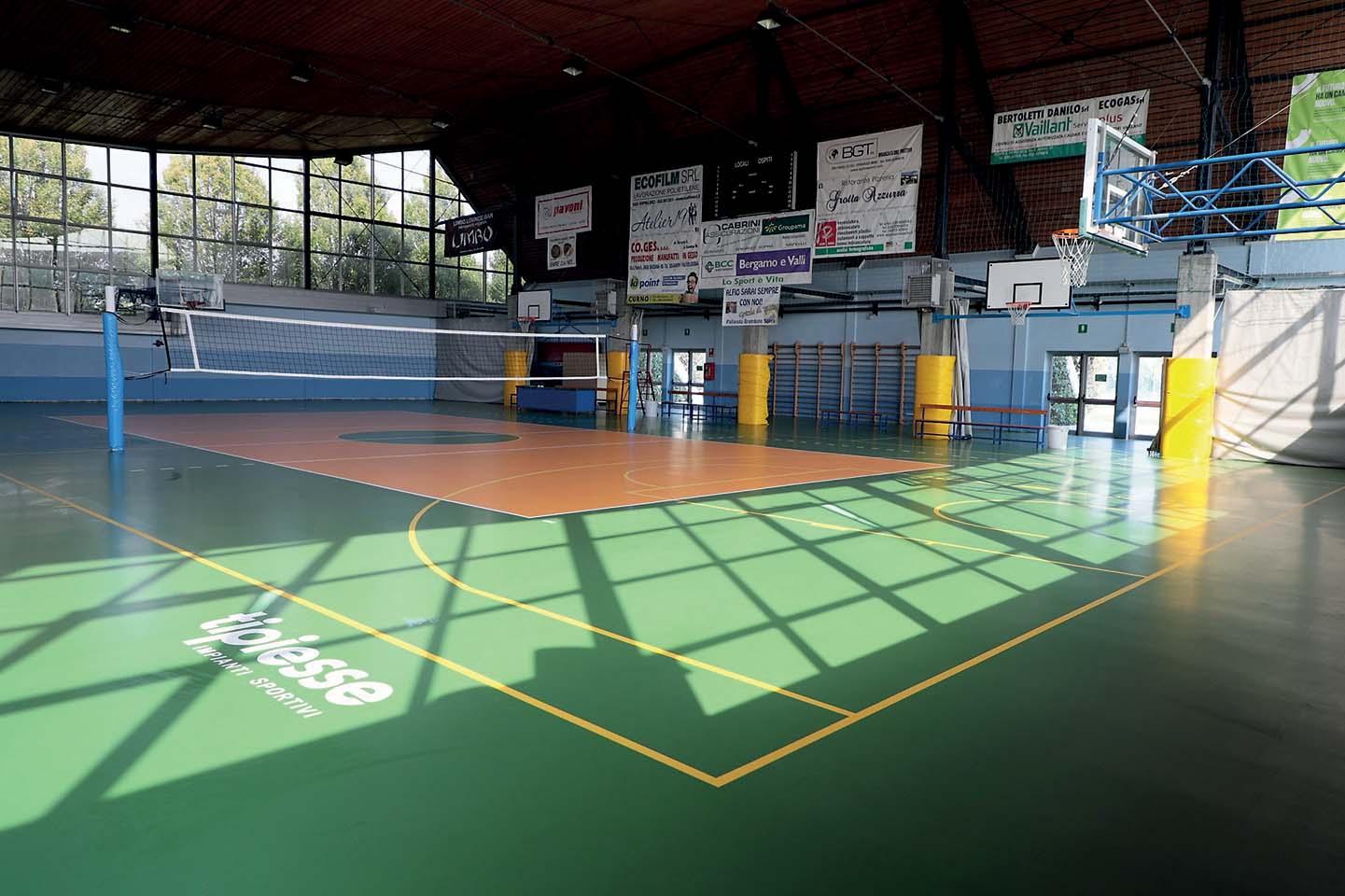 Impiantistica sportiva dalle massime prestazioni e sostenibile: il futuro dello sport è su gomma riciclata