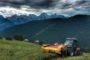 Fendt e100 Vario: il trattore elettrico