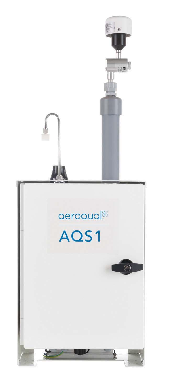 Aeroqual AQS1: stazione di monitoraggio ambientale e meteo completa
