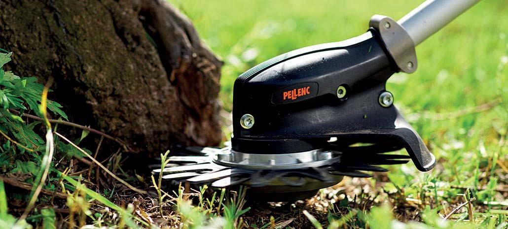 Le innovazioni Pellenc  e i vantaggi dell'elettrico  nella manutenzione urbana