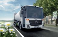 Mercedes-Benz e Fuso Canter: tecnologie alternative per il recycling ad Ecomondo