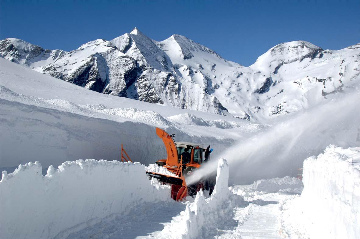 Forte richiesta di manutenzione invernale, soprattutto a causa del pesante inizio della stagione