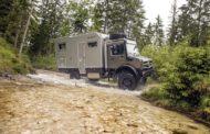 Mercedes-Benz  Special Trucks alla fiera Adventure & All-Wheel Drive