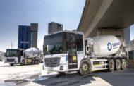 Più sicurezza nel traffico delle costruzioni di Londra grazie a Econic